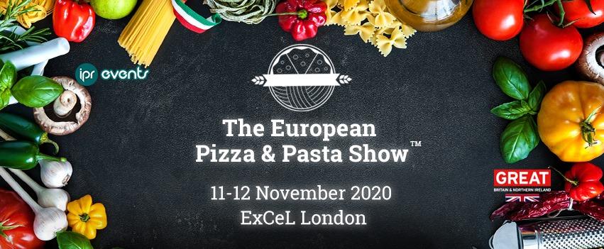 European Pizza & Pasta Show 2020